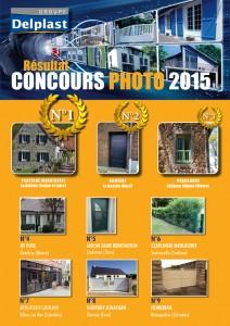 •Résultat concours photo Delpast 2015