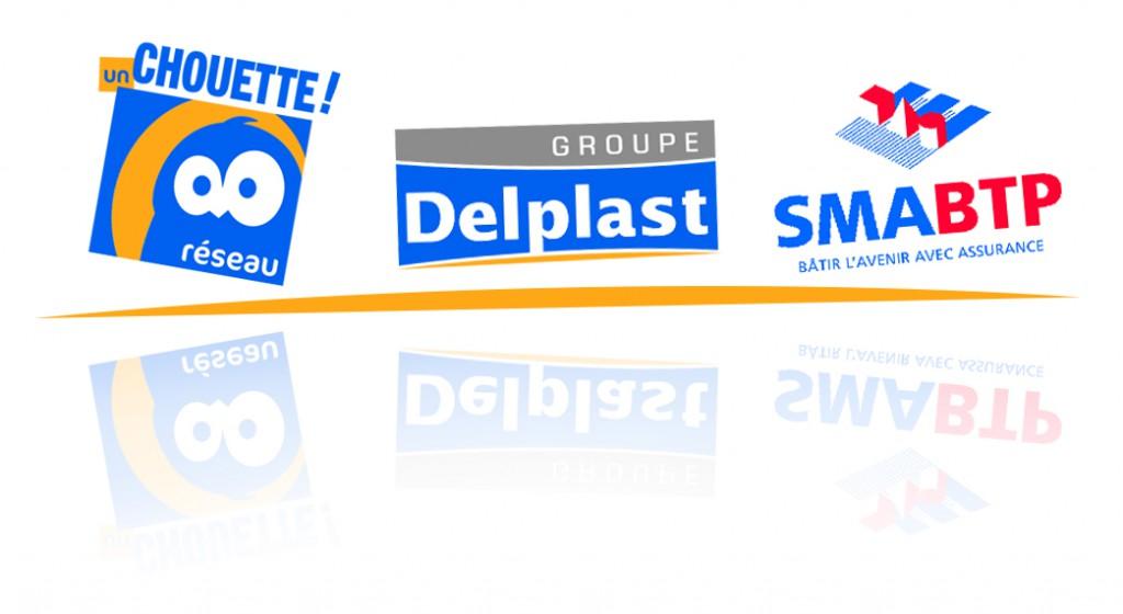 Groupement logos